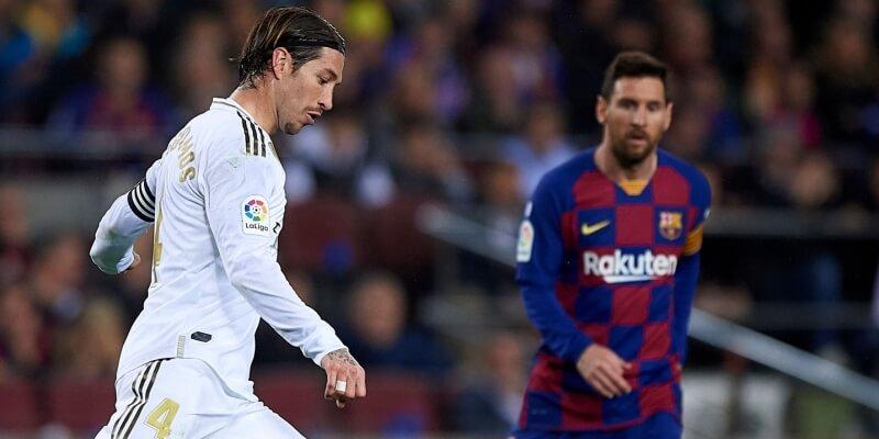 Hivatalos kezdőcsapatok: Real Madrid – Barcelona