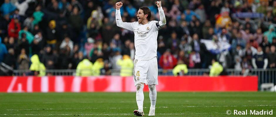 """Ramos: """"Nem kell félni a Barcelonától"""""""