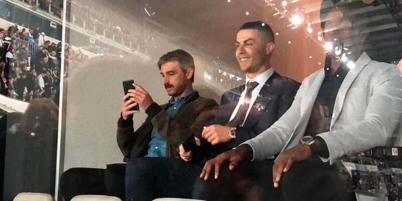 VIDEÓ – Cristiano Ronaldo öröme a Bernabéuban
