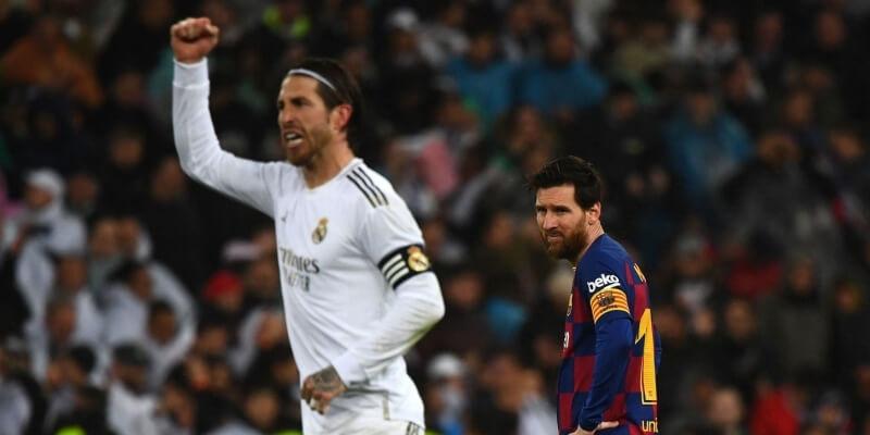 Real Madrid – Barcelona (2-0), 2020.03.01., Primera Division
