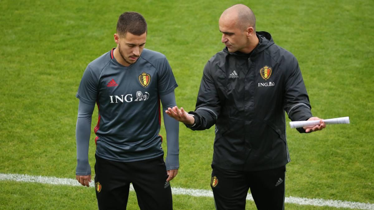 """Martinez: """"Hazard vissza fog térni a szezon vége előtt"""""""