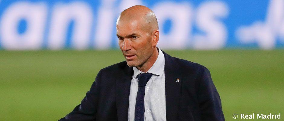 """Zidane: """"Kilenc döntő vár még ránk"""""""