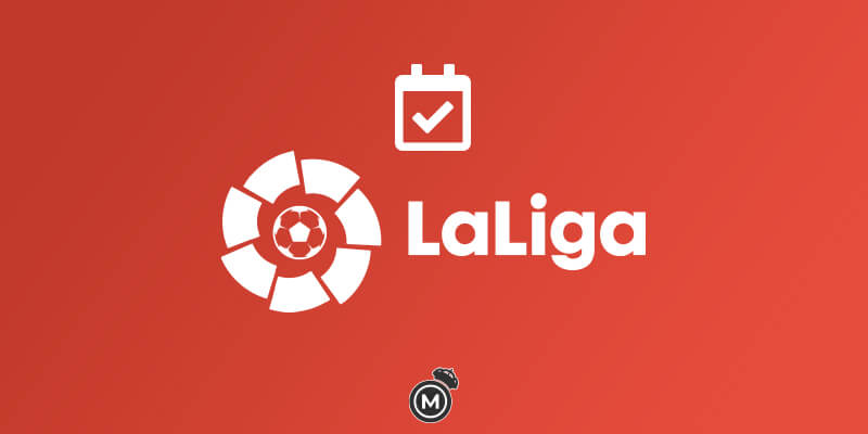 Újabb LaLiga fordulók dátumai lettek hivatalosak