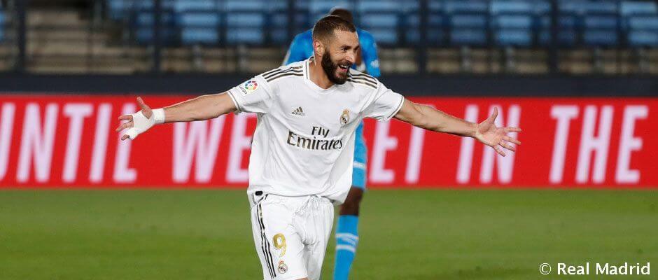 """Benzema: """"Nem volt könnyű meccs, a Valencia egy nagyon jó csapat"""""""