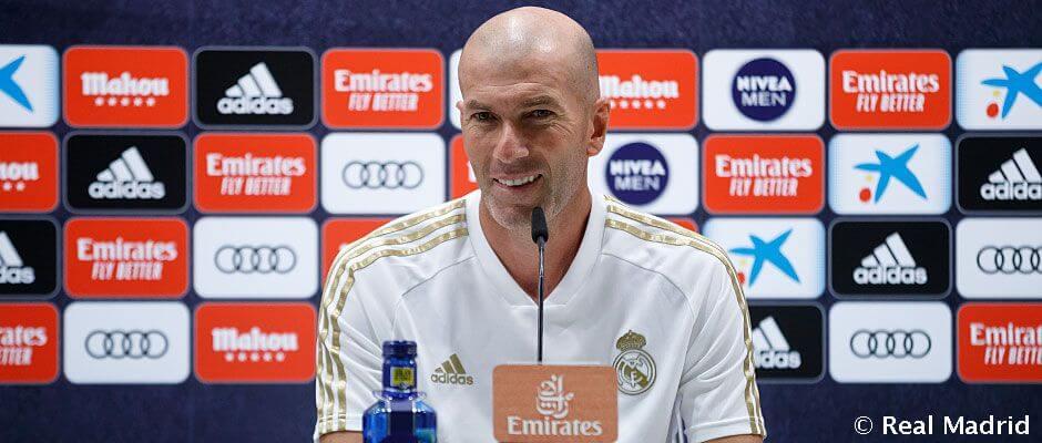 """Zidane: """"A Villarreal kemény ellenfél lesz"""""""