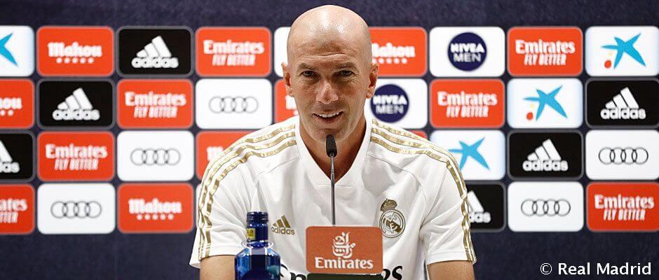 """Zidane: """"Engem is fáraszt, hogy mindig ugyanazokat a dolgokat ismételgetem"""""""