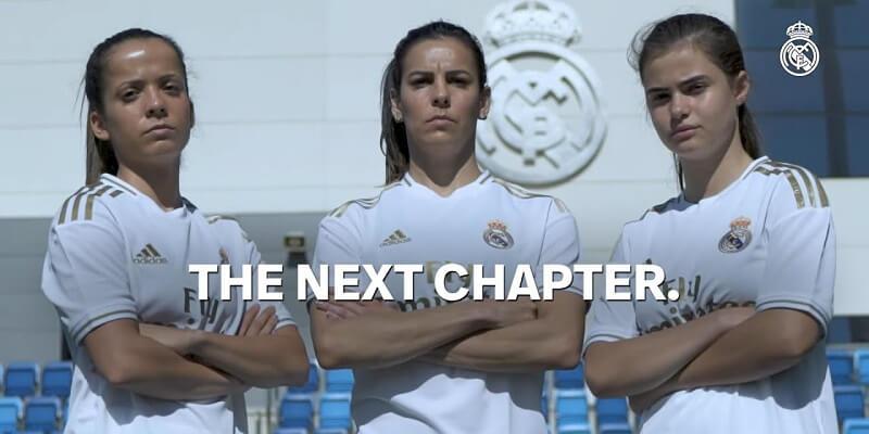 Hivatalosan is bejegyezték a Real Madrid női labdarúgócsapatát!