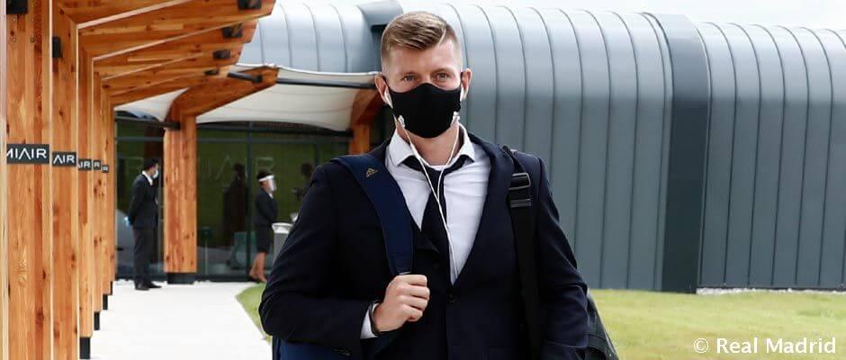 GALÉRIA: A csapat útja és érkezése Manchesterbe