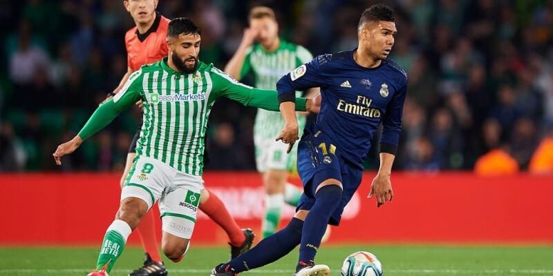 Hivatalos kezdőcsapat: Betis – Real Madrid