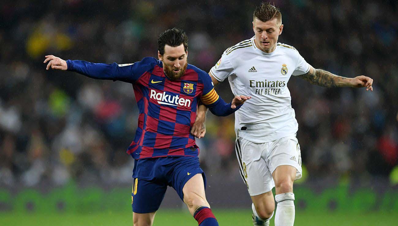 """Kroos: """"Messi távozása a Barcelonából rossz lenne a LaLiga számára"""""""