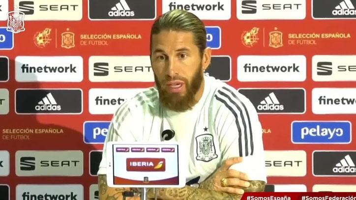 """Ramos: """"Messi kiérdemelte, hogy döntsön a jövőjéről, de nem vagyok benne biztos, hogy jól csinálja"""""""