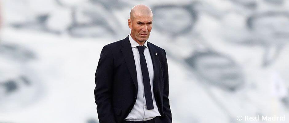 Zidane: 150 bajnoki meccs a Real Madrid élén