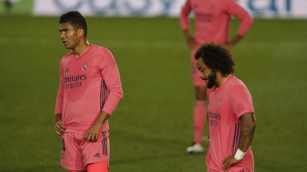 Zidane visszatérése óta Marcelo minden vereségnél pályán volt
