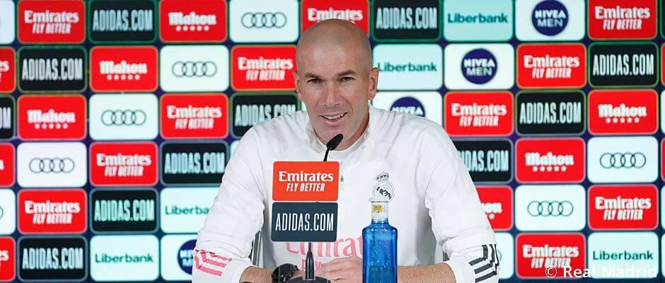 """Zidane: """"Nem mindenki tud majd rendesen pihenni, ezt nekem kell menedzselnem"""""""