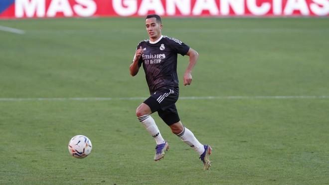 Carvajal eddigi legnagyobb konkurenciája Lucas Vázquez