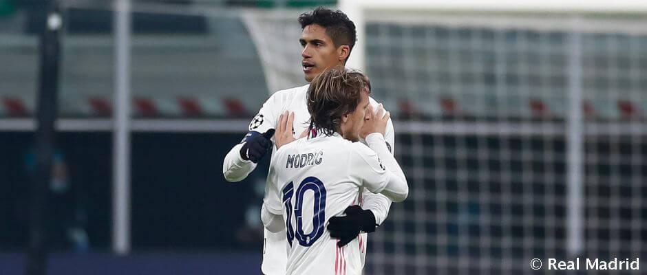 Mérföldkőhöz ért a Bajnokok Ligájában Modric és Varane