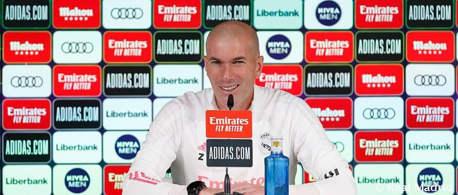 """Zidane: """"Hazard felépült, de még nem egészen áll készen a játékra"""""""