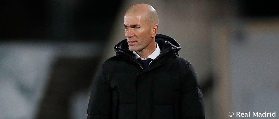 """Zidane: """"Nehéz, de megérdemelt győzelem volt"""""""