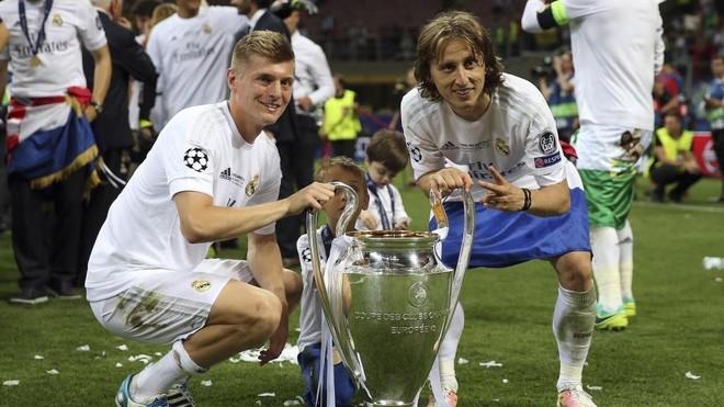 A két karmester hajtja a Real Madridot