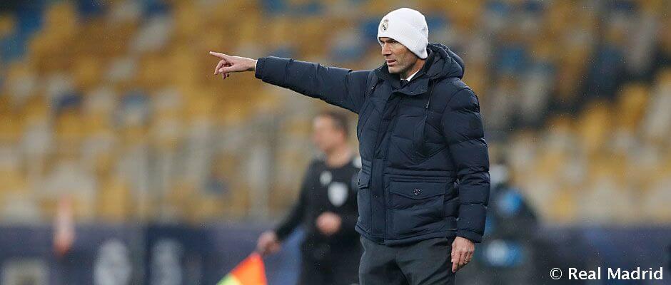 """Zidane: """"Megérdemeltük volna a győzelmet"""""""