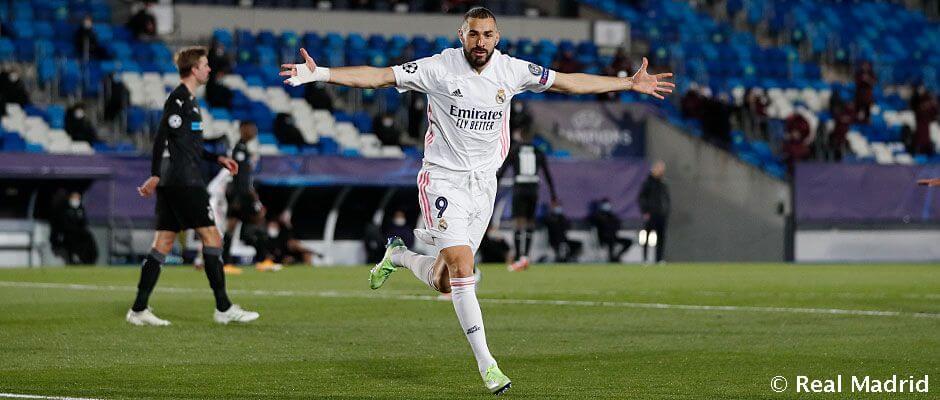 """Benzema: """"Legyőzhetetlenek vagyunk, ha csapatként játszunk"""""""