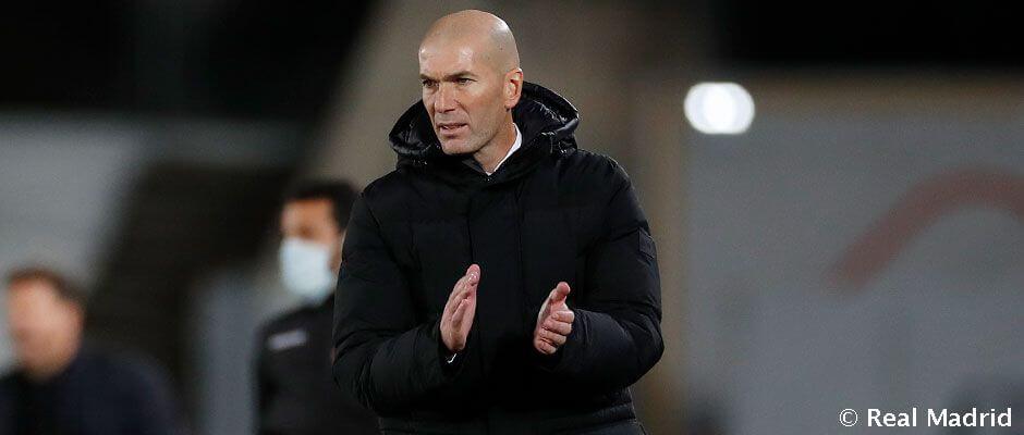 """Zidane: """"Még nem nyertünk semmit, nem fogunk ünnepelni"""""""