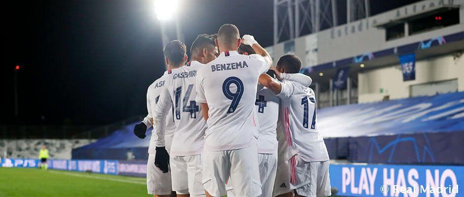 Zsinórban három hazai mérkőzés vár a Real Madridra