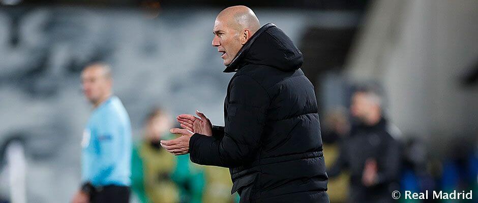 Mérföldkőhöz ért Zidane a Mönchengladbach legyőzésével