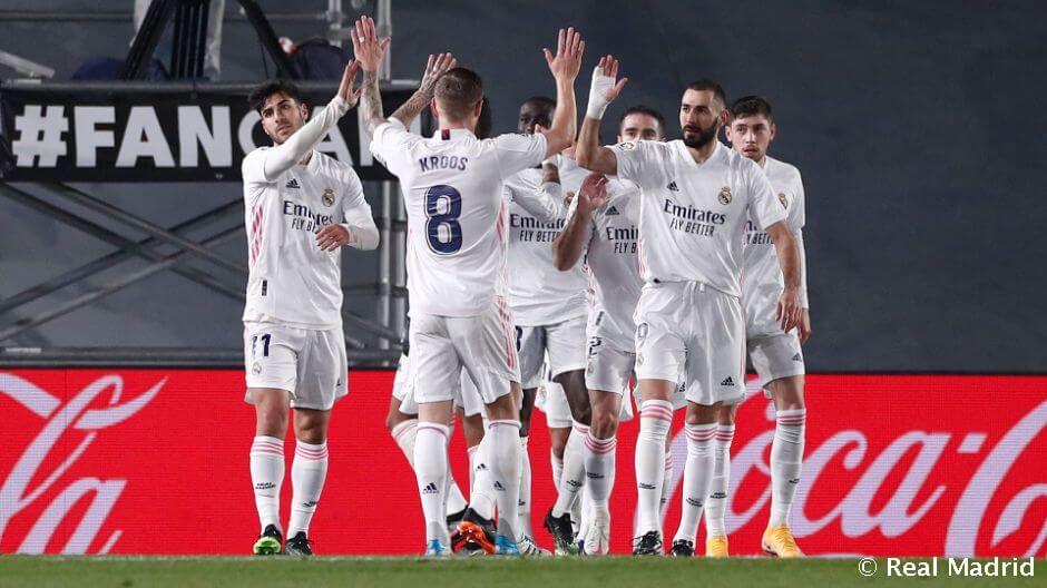 Mérkőzést pótol a Real Madrid, az Atlético és a Barcelona is