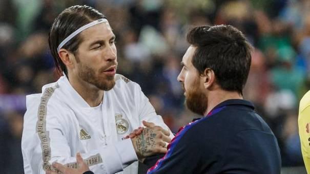 """Ramos Pereznek: """"A PSG-nél velem és Messivel akarnak csapatot építeni"""""""