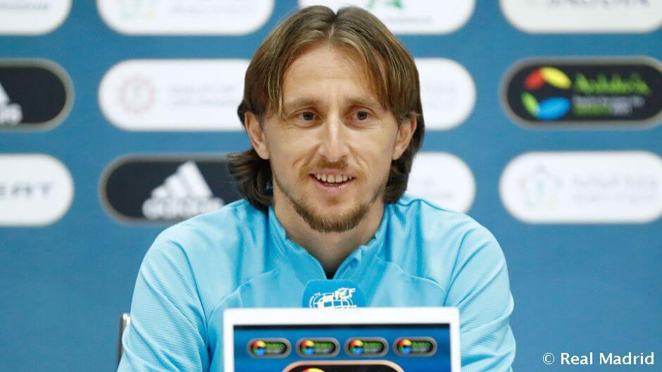 """Modric: """"Pár évig még képes vagyok ezen a szinten folytatni"""""""
