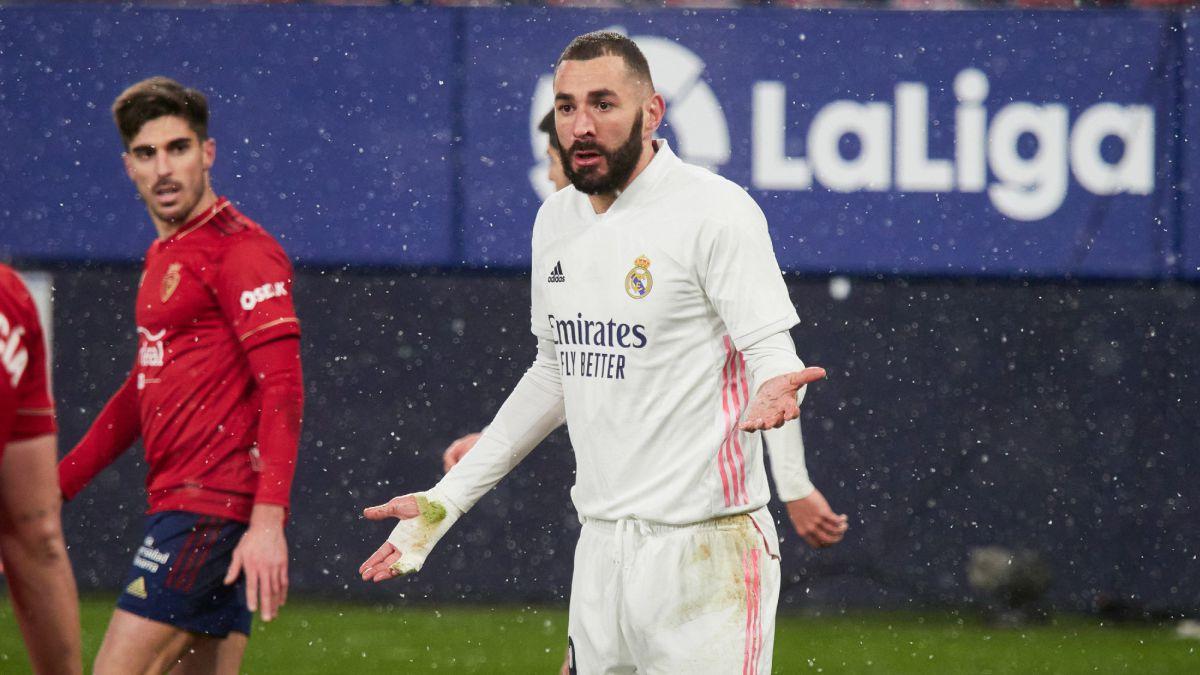 A tűzerő hiánya miatt szenved a Real Madrid