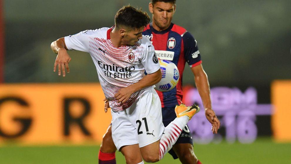 Az AC Milan marasztalná Brahim Díazt