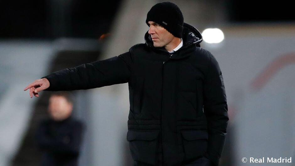 """Zidane: """"Fegyelmezetten támadtunk és védekeztünk"""""""