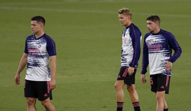 Ödegaard és Valverde furcsa helyzete