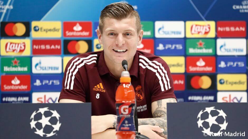 """Kroos: """"Számomra a Bajnokok Ligája most kezdődik"""""""