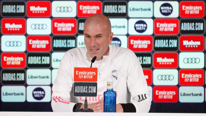 """Zidane: """"Remélem, hogy Ramos itt marad"""""""