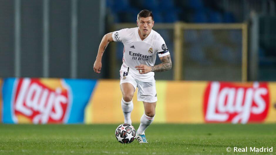 Kroos újabb rekordot állított be a Real Madridban