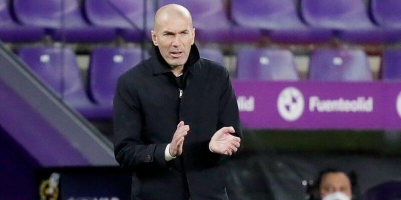 """Zidane: """"Lesznek még kemény meccseink a szezon végéig"""""""