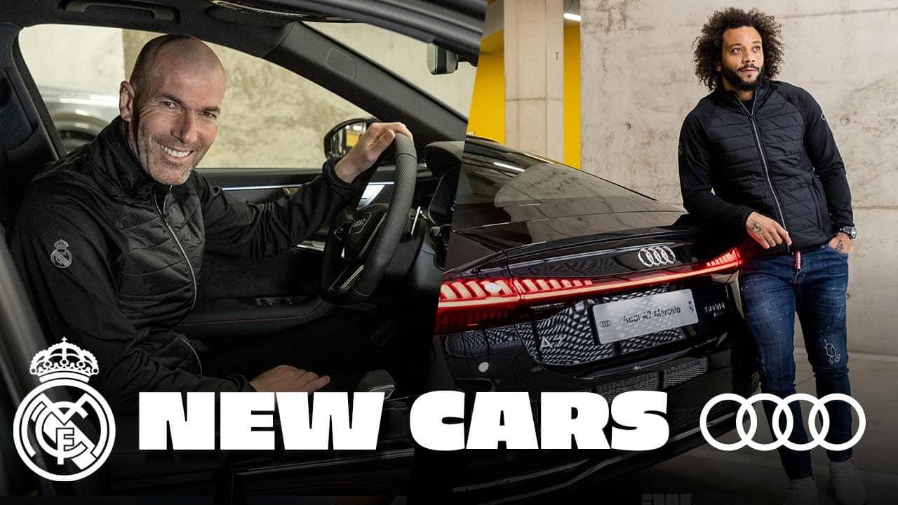 Új autókat kapott a csapat az Audi-tól