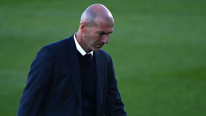 Zidane nem bízik a kispadban