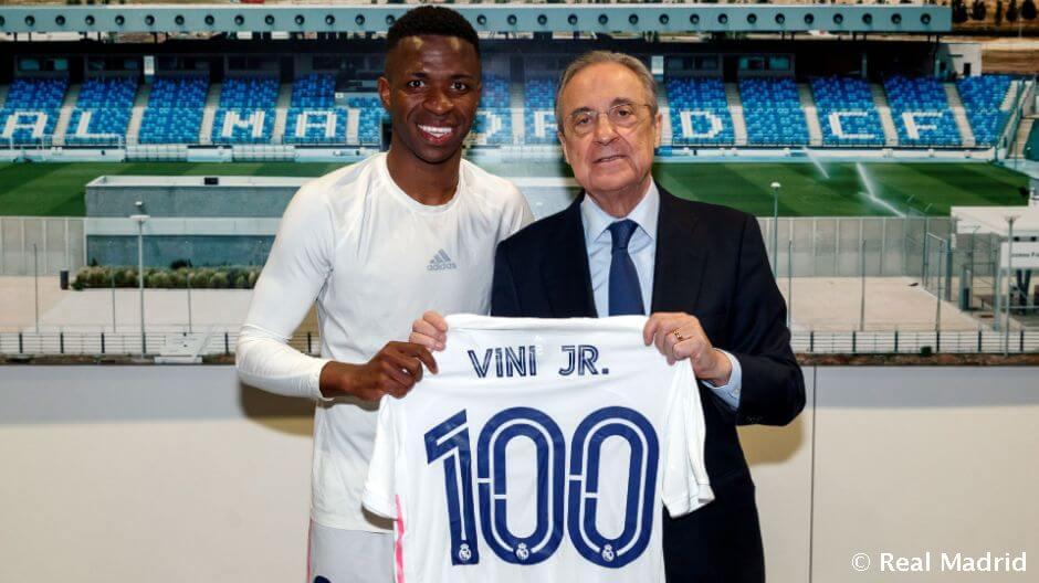 Vinicius Jr.: