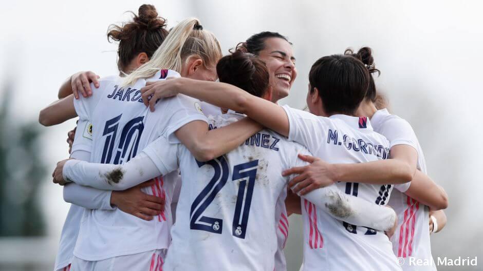 4-1: A Real Madrid női csapata zsinórban ötödik meccsét nyerte otthon