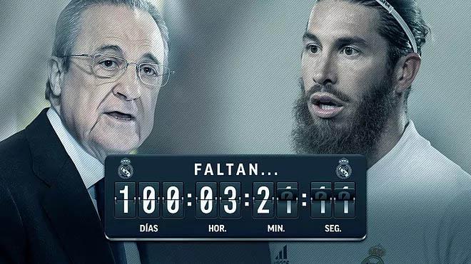 Ramos vs Real Madrid: A 100 napos háború