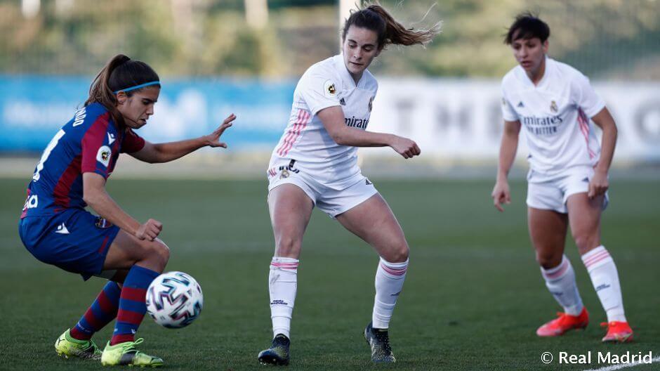 1-2: Vereség után továbbra is harmadik a tabellán a Real Madrid női csapata (+VIDEÓ)