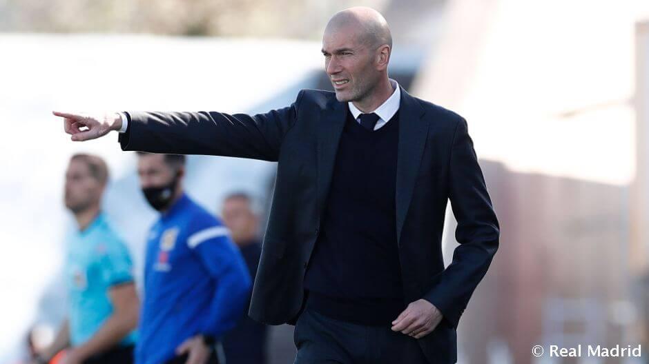 """Zidane: """"Az Elche egy jól védekező és nagyon erős csapat"""""""
