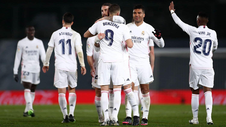 Kemény április vár a Real Madridra