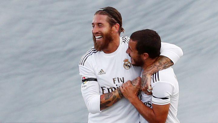 Ramos és Hazard is visszatért