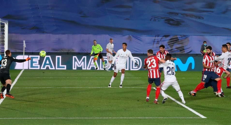 Air Madrid: Zidane csapata szerzi a legtöbb gólt fejjel