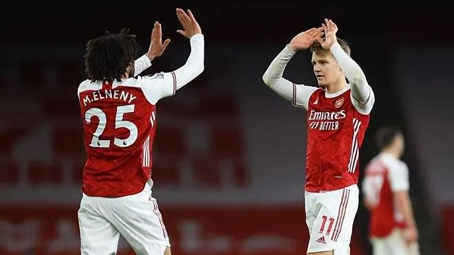 Az Arsenal szeretné megtartani Ödegaardot